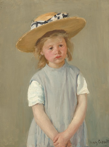 Child in a Straw Hat.jpg