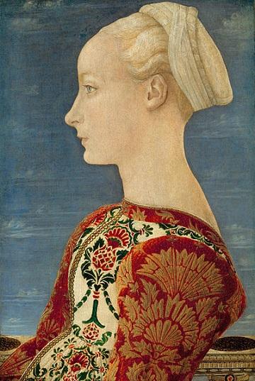 Antonio del Pollaiuolo - Profile Portrait of a Young Lady.jpg
