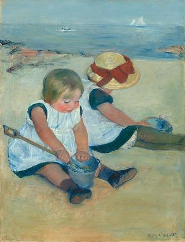 Children Playing on the Beach.jpg