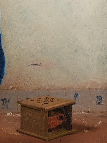 フェルメール「牛乳を注ぐ女」(壁2).jpg