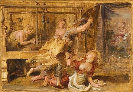 Rubens - Pallas and Arachne.jpg