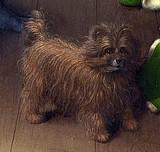 Van Eyck - Arnolfini Portrait - Dog.jpg